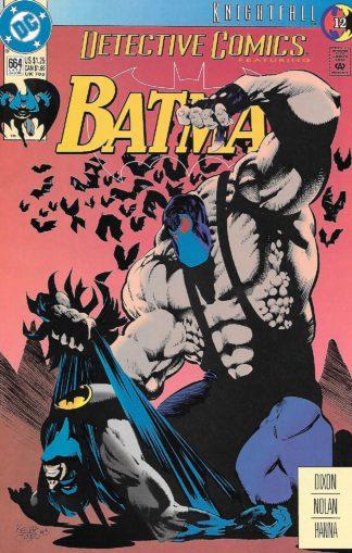 Detective Comics #664