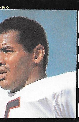 1985 Topps #024 Richard Dent Rookie