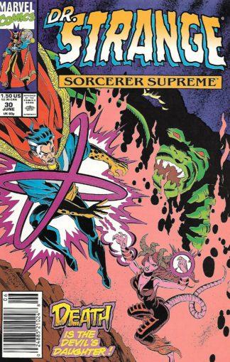 Doctor Strange, Sorcerer Supreme #030