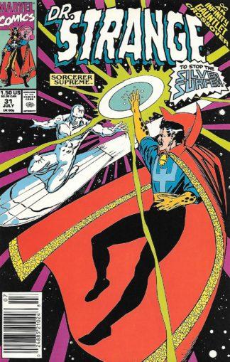 Doctor Strange, Sorcerer Supreme #031