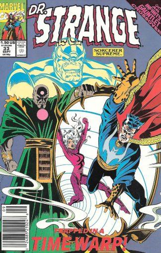 Doctor Strange, Sorcerer Supreme #033