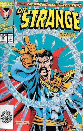 Doctor Strange, Sorcerer Supreme #050
