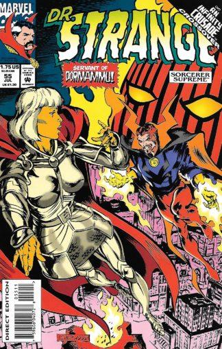 Doctor Strange, Sorcerer Supreme #055