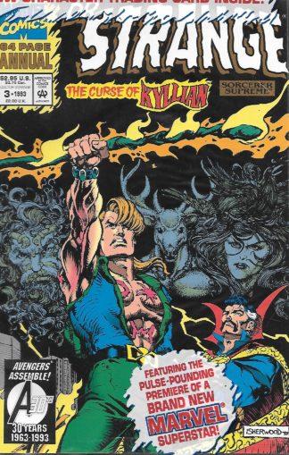 Doctor Strange, Sorcerer Supreme Annual #003
