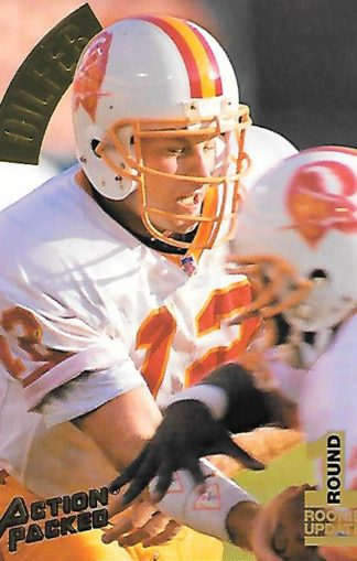 1994 Action Packed #126 Trent Dilfer Rookie
