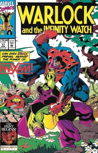 Warlock and the Infinity Watch #017