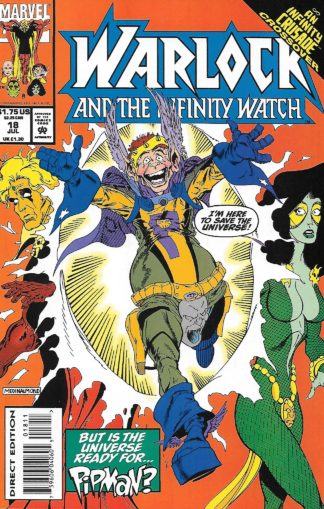 Warlock and the Infinity Watch #018
