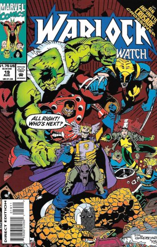 Warlock and the Infinity Watch #019
