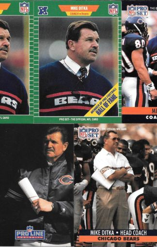 Mike Ditka Cards