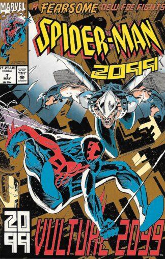 Spider-Man 2099 #007b