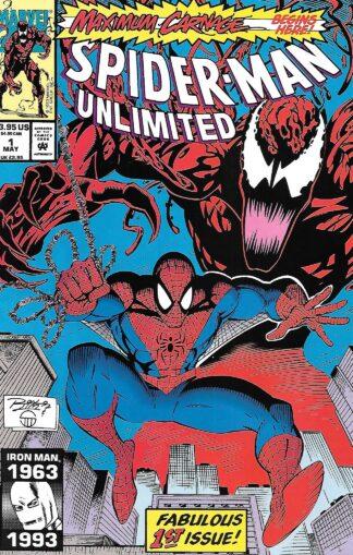 Spider-Man Unlimited #001