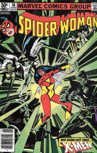 Spider-Woman #038