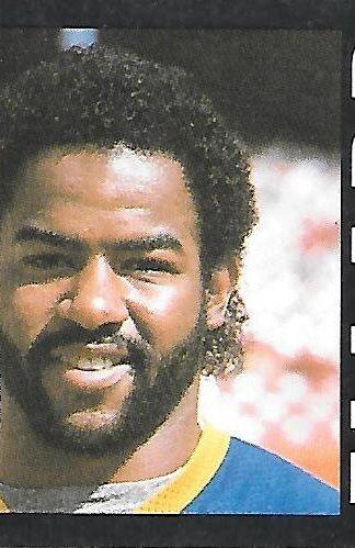 1985 Topps #080 Henry Ellard Rookie