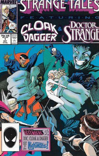 Strange Tales Volume 2 #007