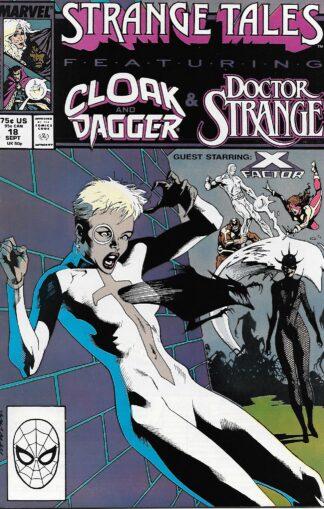 Strange Tales Volume 2 #018