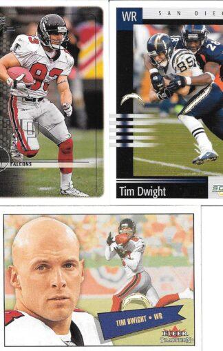 Tim Dwight Cards