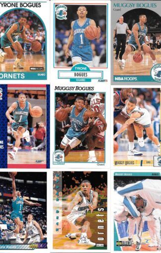 Tyrone Muggsy Bogues Cards