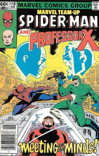 Marvel Team-Up #118