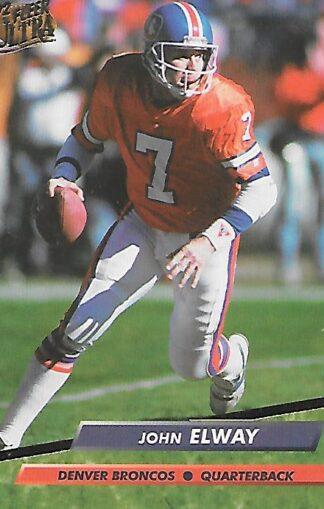 1992 Ultra #097 John Elway