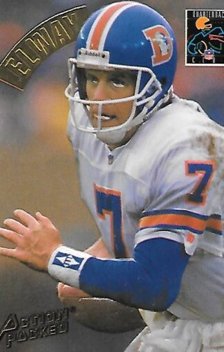 1994 Action Packed #174 John Elway