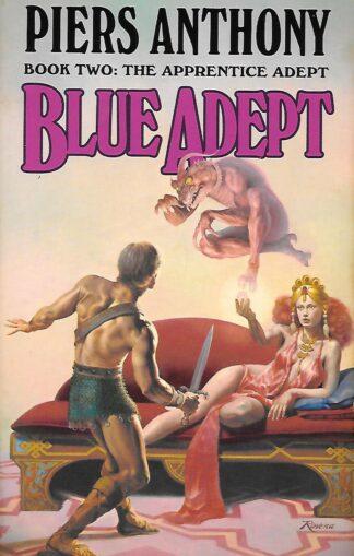 Apprentice Adept Book 2 Blue Adept