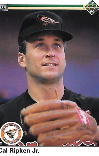 1990 Upper Deck #266 Cal Ripken Jr