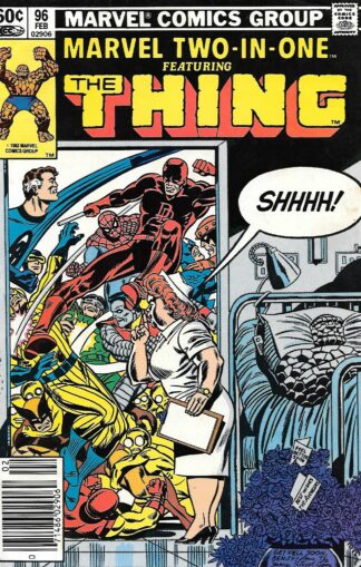 Marvel Two-In-One #096