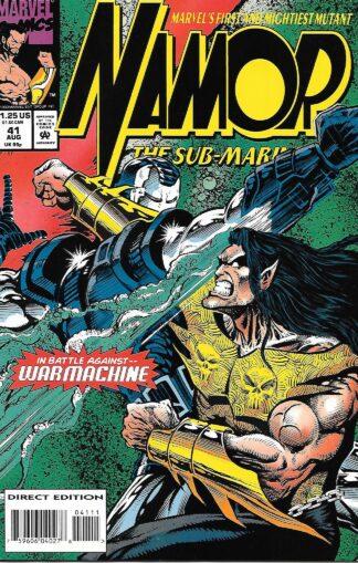 Namor #041