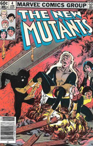 New Mutants #004