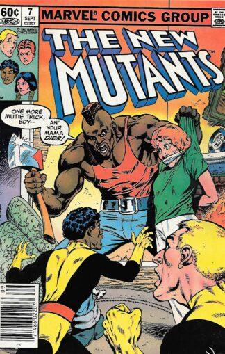 New Mutants #007