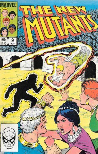 New Mutants #009