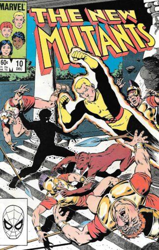 New Mutants #010