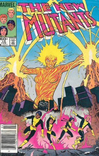 New Mutants #012