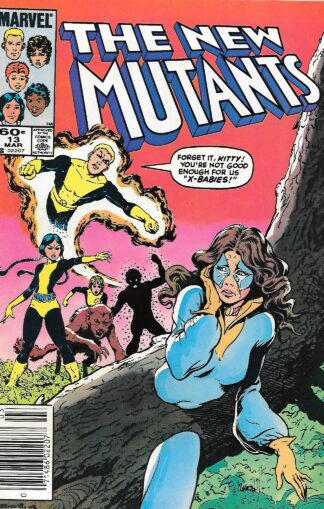 New Mutants #013