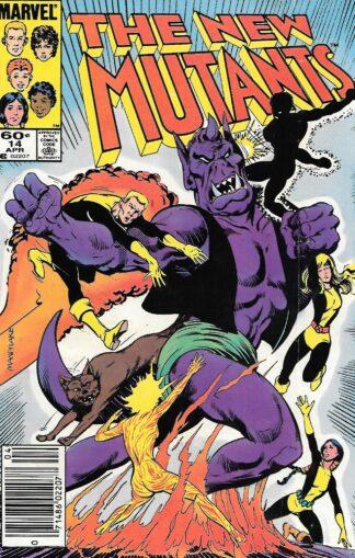 New Mutants #014