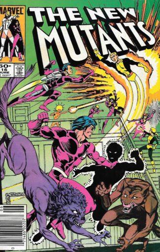 New Mutants #016