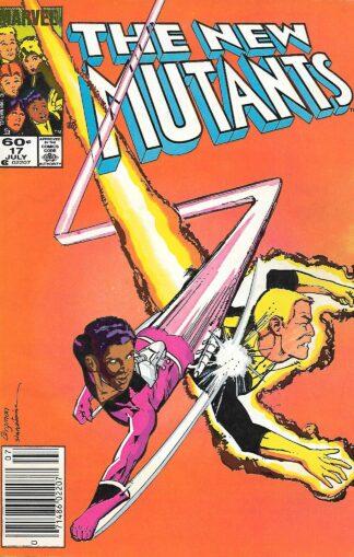 New Mutants #017