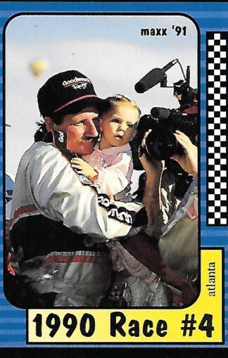 1991 Maxx #173 Dale Earnhardt
