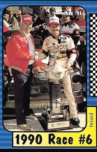 1991 Maxx #175 Davey Allison