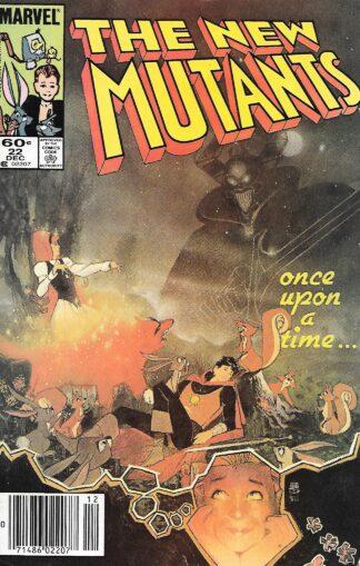New Mutants #022