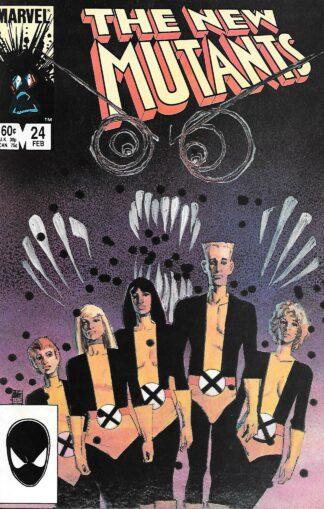 New Mutants #024