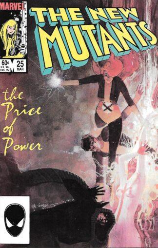 New Mutants #025