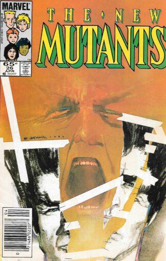 New Mutants #026