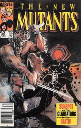 New Mutants #029