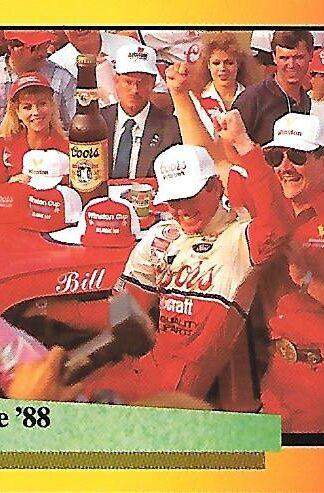 1989 Maxx #163 Bill Elliott