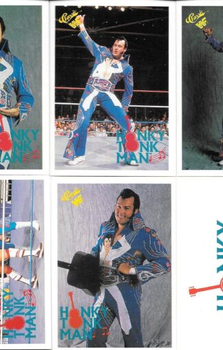 1990 Classic WWF Honky Tonk Man