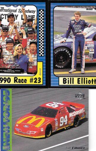 Bill Elliott Cards