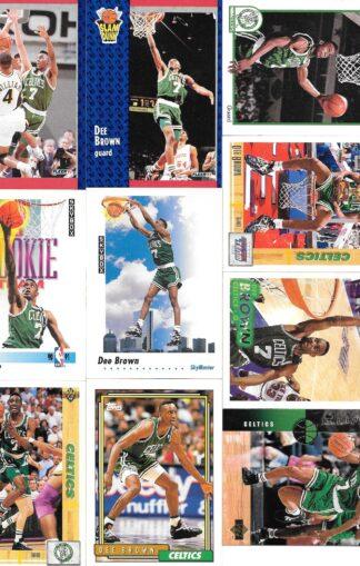 Dee Brown Cards
