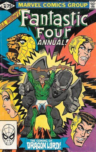 Fantastic Four Annual #016