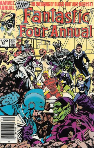 Fantastic Four Annual #018